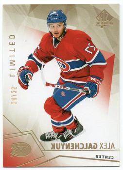 2015-16 SP Authentic Limited Parallel /25 Pick Any Complete