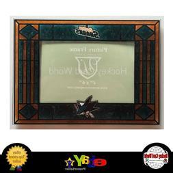 San Jose Sharks Horizontal 4x6 NHL Art-Glass Picture Frame