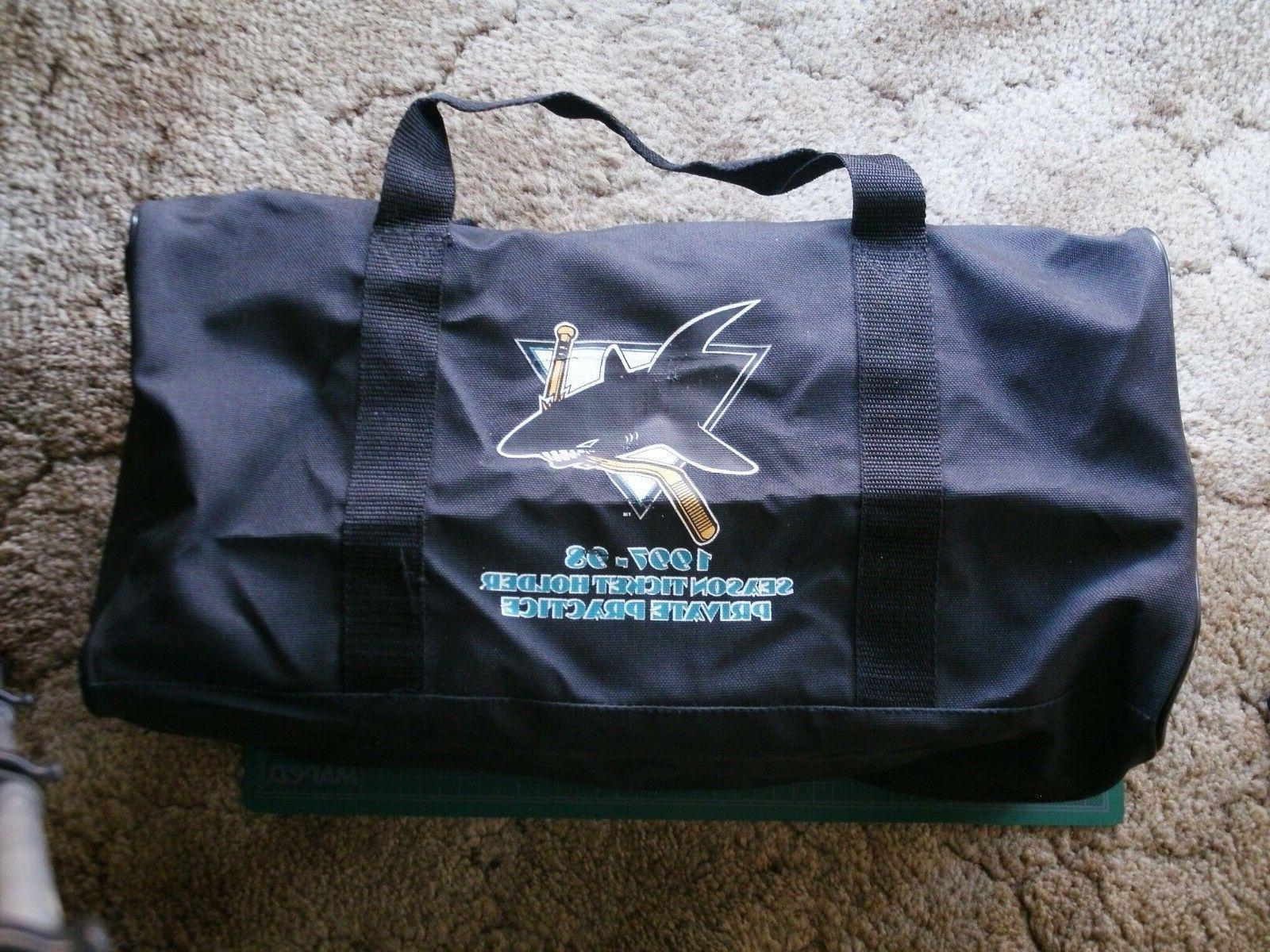 1997 san jose sharks season ticket holder