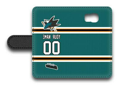 nhl san jose sharks personalized name number