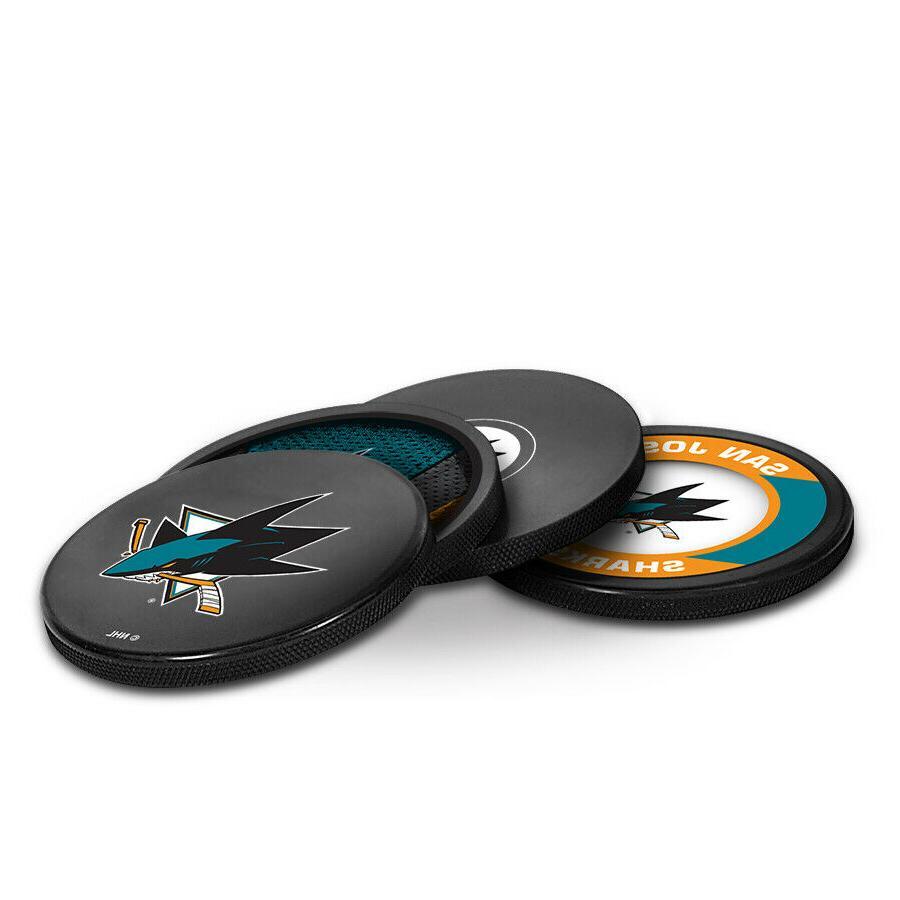 San Sharks NHL Team Coasters