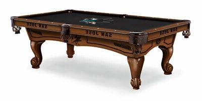 officially licensed san jose sharks 8 pool
