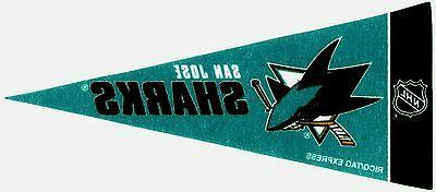 san jose sharks brand new nhl hockey