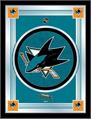 San Jose Sharks Holland Bar Stool Co. Collector Teal Logo Mi