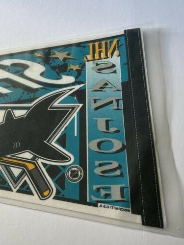 "San Size 12""x30"" NHL Vintage 1994 Ice Hockey"
