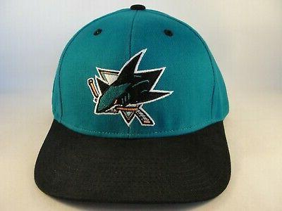 san jose sharks nhl snapback hat cap