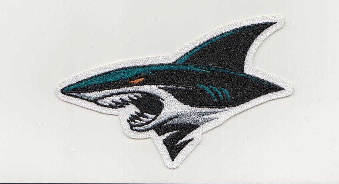 san jose sharks team logo jersey patch