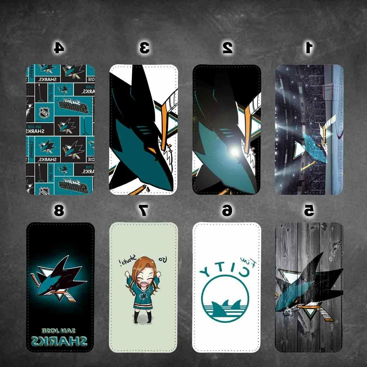 wallet case san jose sharks iphone 7