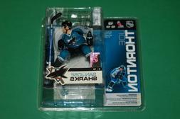 Mcfarlane NHL 13 Joe Thornton San Jose Sharks hockey statue