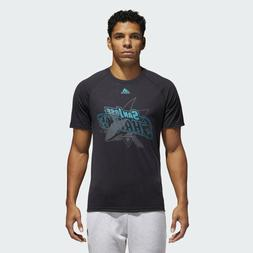 Adidas Men's NHL San Jose Sharks T-Shirts CT4864