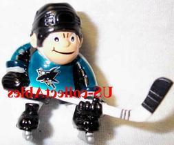 NHL Hockey San Jose Sharks Lil Sports Brat Keychain Rare Nov