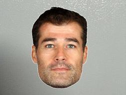 NHL PATRICK MARLEAU SAN JOSE SHARKS FRIDGE CAR MAGNET HOCKEY