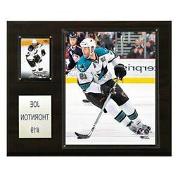 NHL Player Plaque, San Jose Sharks / Joe Thornton