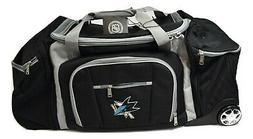 NHL San Jose Sharks G-III Sports By Carl Banks 30'' Wheeled