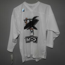 NHL CCM San Jose Sharks Hockey Jersey NEW Youth S/M