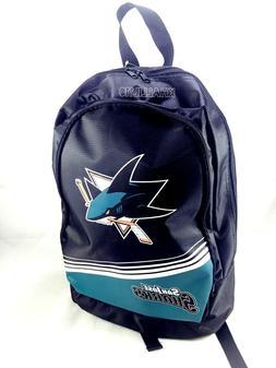 NHL San Jose Sharks Stripe Core Backpack