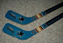 nice san jose sharks 24 wood hockey