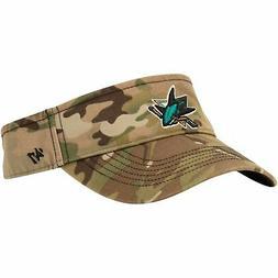 San Jose Sharks '47 OHT Military Appreciation Adjustable Vis