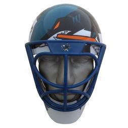 San Jose Sharks Goalie Mask Helmet Style NHL Hockey Colored