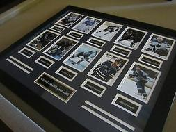 Legendary Art San Jose Sharks Greats Framed w/ FREE Shipping