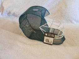 San Jose Sharks Helmet Cork Cage NHL Hockey
