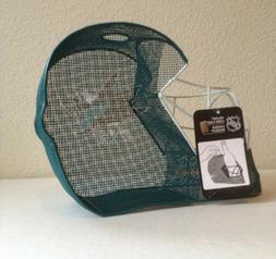 San Jose Sharks Helmet Wine Bottle Cork Cage Bar NHL Hockey
