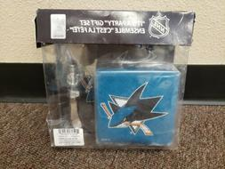 San Jose Sharks It's a Party Gift Set New Free Shipping Knif