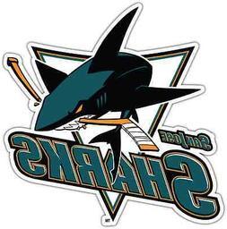 San Jose Sharks NHL Hockey Bumper Locker Notebook Sticker De