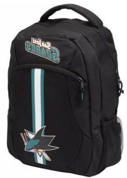 San Jose Sharks NHL Logo Action Backpack