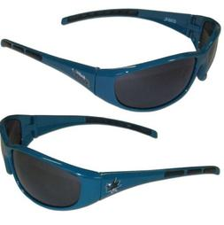 San Jose Sharks Official NHL Wrap Sunglasses by Siskiyou 256