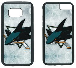 SAN JOSE SHARKS PHONE CASE COVER FITS iPHONE 6 7 8+ XS MAX S