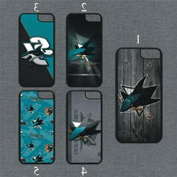 San Jose Sharks Phone Case For iPhone 11 Pro X XS Max 8+ 7 6