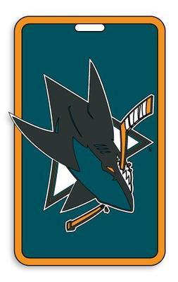 San Jose Sharks - NHL Soft Luggage Bag Tag
