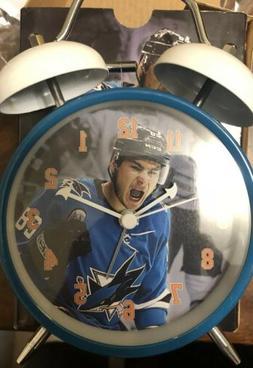 Timo Meier - Timo Time Alarm Clock San Jose Sharks
